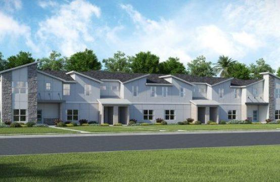 Townhouse 4 Habitaciones Sabal Palm CG